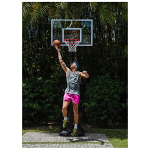 מתקני ואביזרי כדורסל